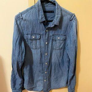 Calvin Klein Denim shirt in Medium
